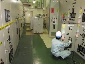 ②機器の動作確認(シーケンステスト)